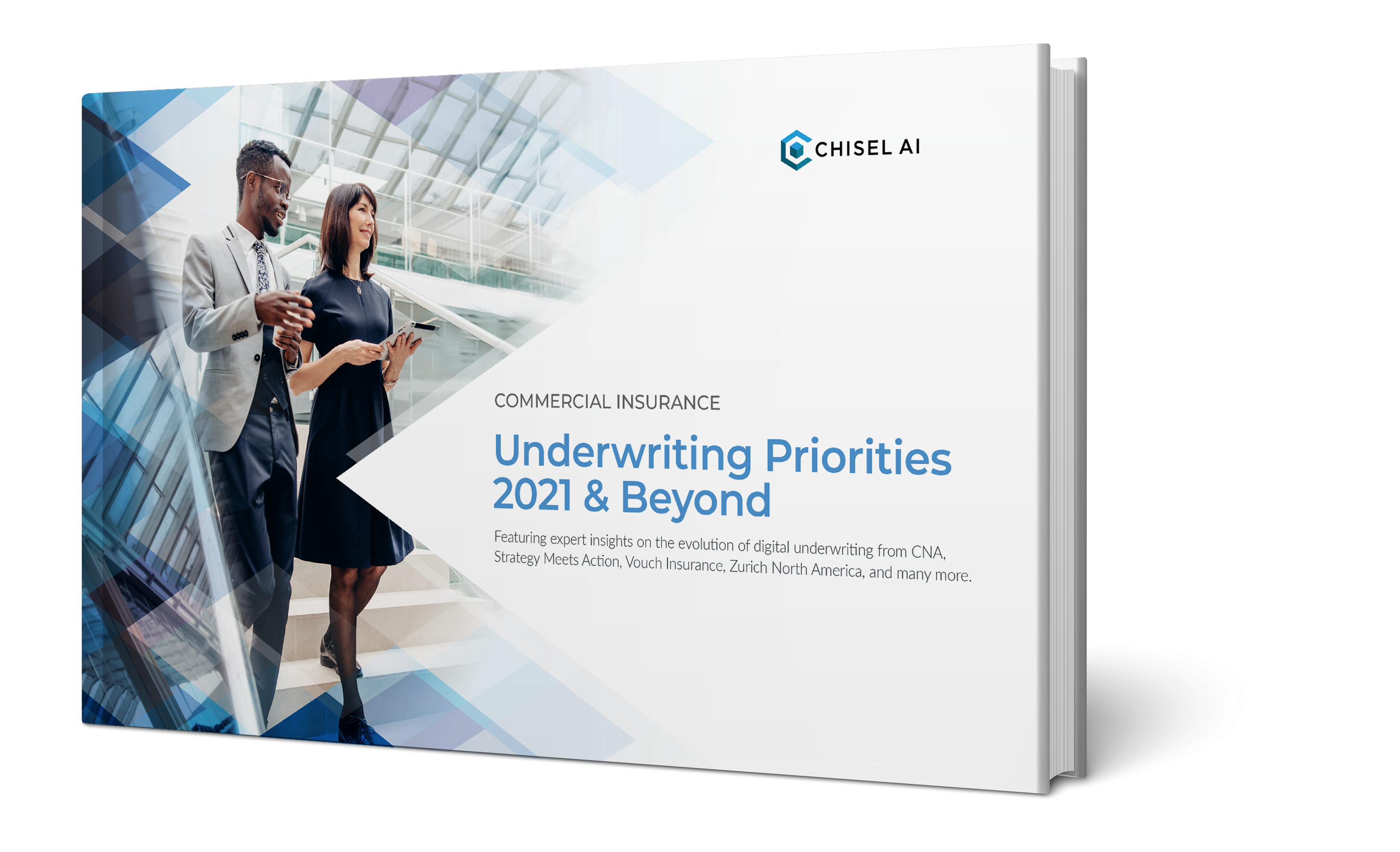 Chisel AI Underwriting Priorities eBook