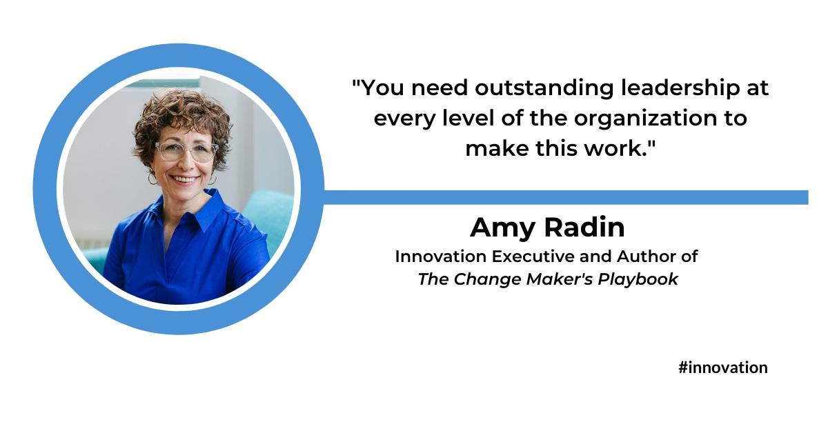 Amy Radin Quote #1 FFFFFF