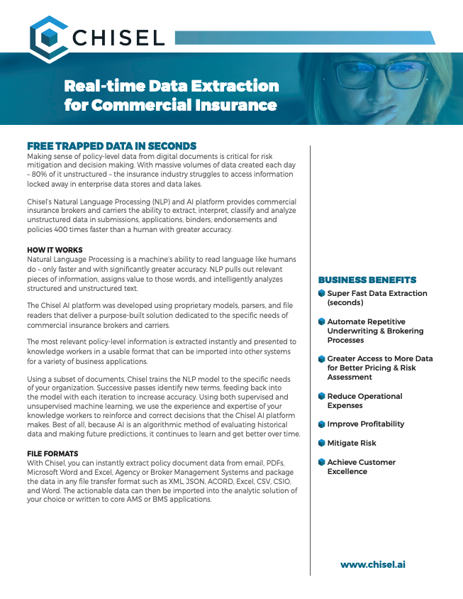 Chisel Real-time Data Extraction for Commercial Insurance Solution Sheet 032019.pdf 2019-03-27 08-52-05