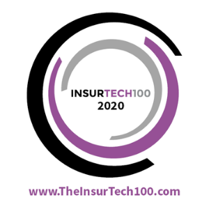 InsurTech 100 2020 Badge