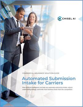 Submission Intake Carrier Guide Cover