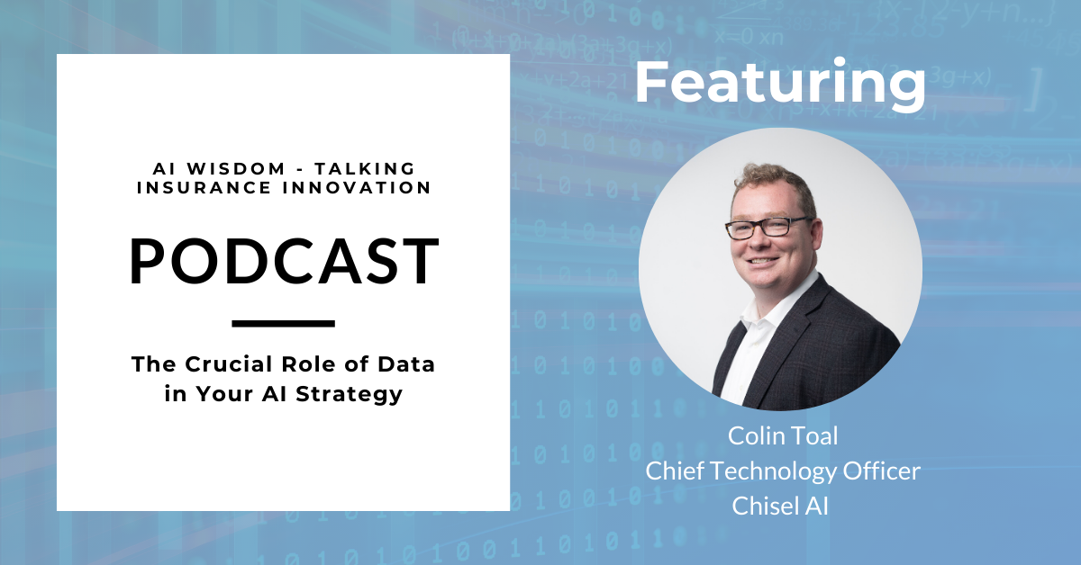 Podcast with Colin Toal LinkedIn