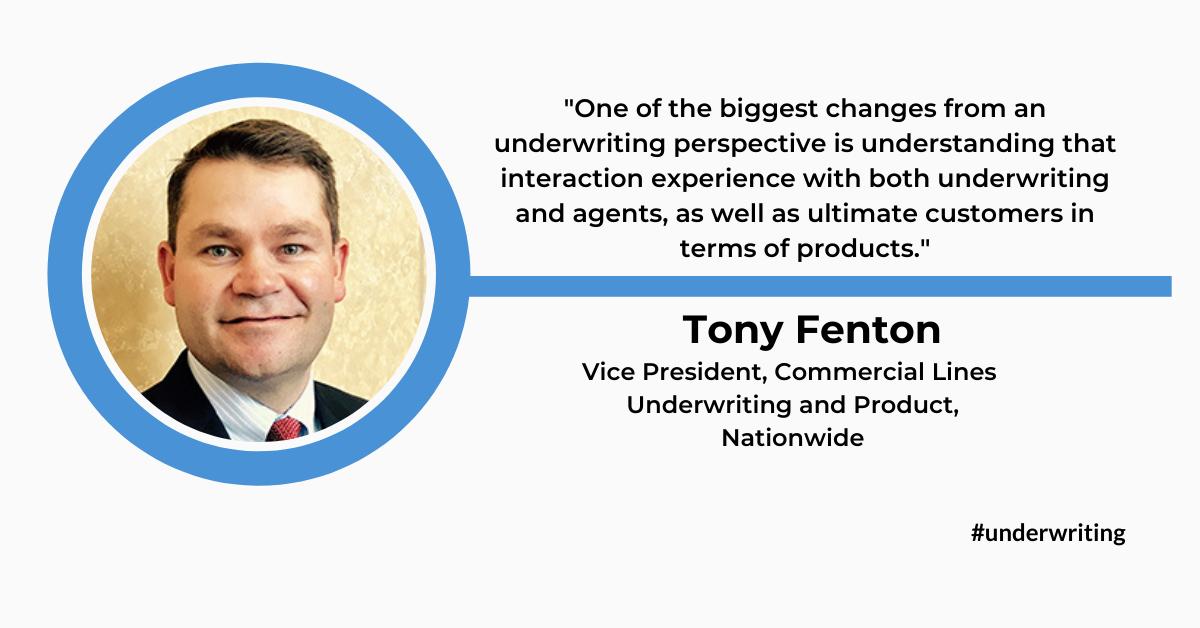 Tony Fenton Quote #1 Lighter Grey