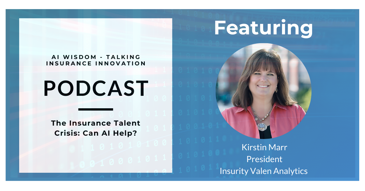 Podcast with Kirstin Marr LinkedIn