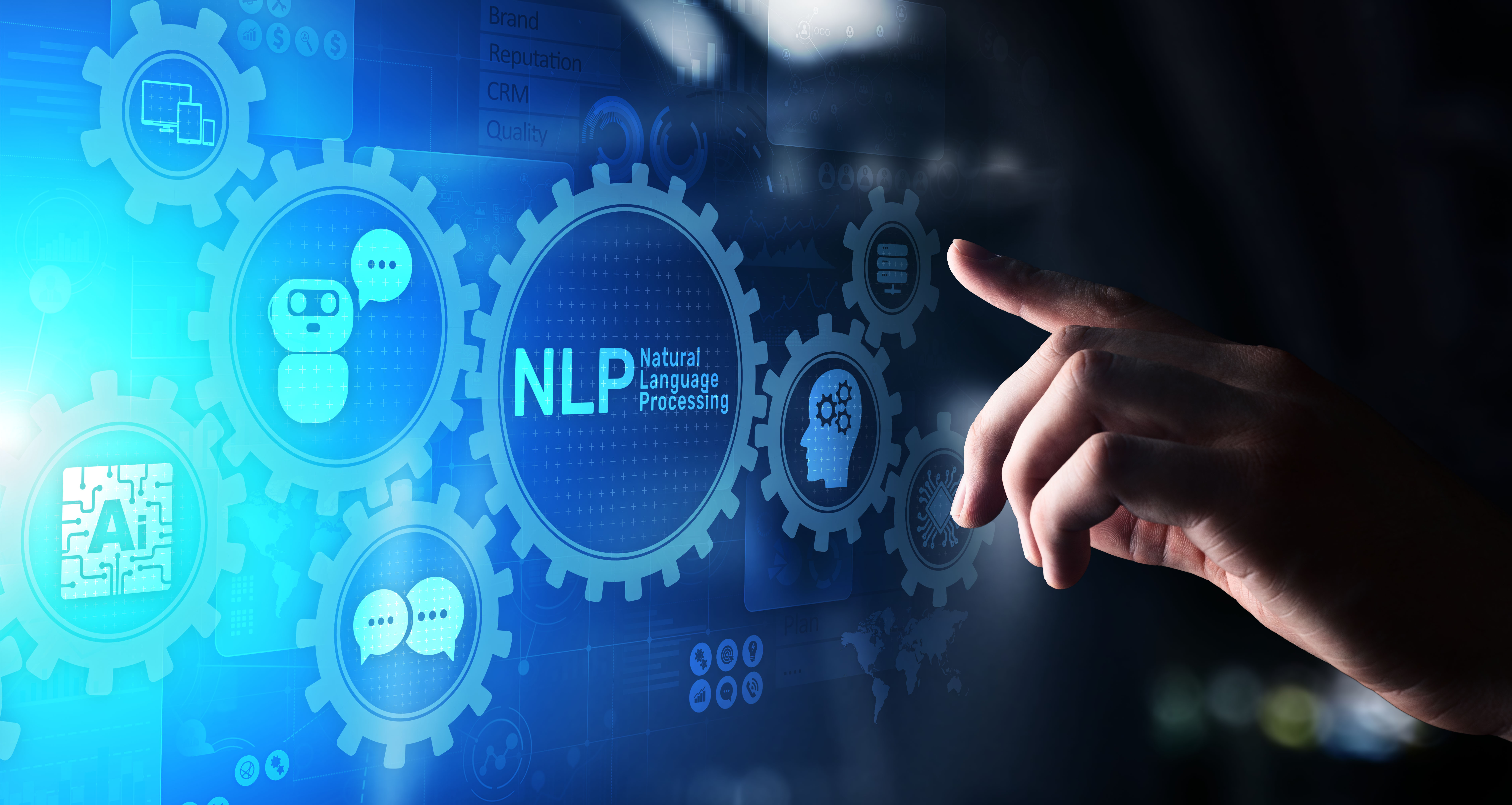 AI and NLP for Commercial Insurance