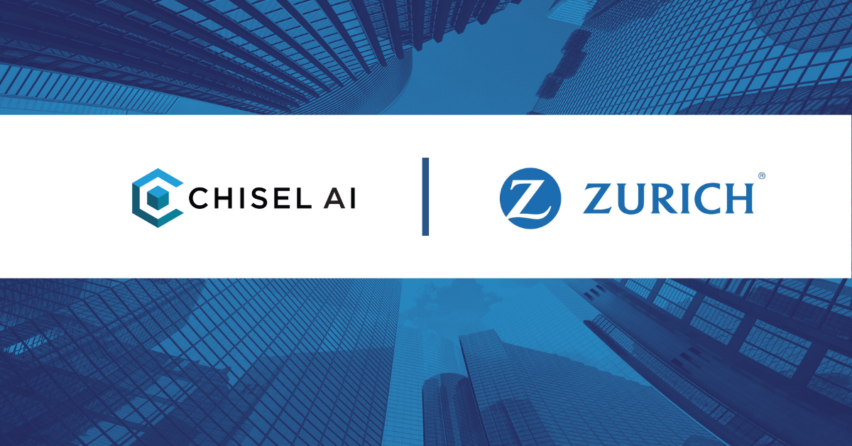 Chisel AI's Submission Intake and Policy Checking Technologies Implemented by Zurich North America's Construction Business